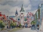 Town Square, Bohemia