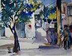 Village Square, Greece